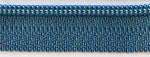 "14"" zipper in Bristol Blue, -[variant_title] - Atkinson Designs, Mad About Patchwork."