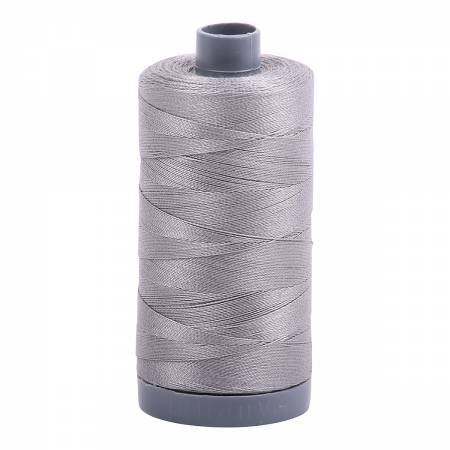 Aurifil Cotton Thread — Color 2620 Stainless Steel, Thread, Aurifil, 50 wt - Mad About Patchwork