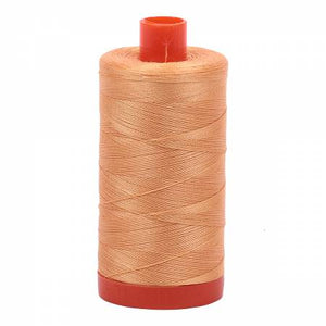 Aurifil Thread - Cotton Thread Solid 50wt -  Golden Honey - 2214, Thread, Aurifil, [variant_title] - Mad About Patchwork