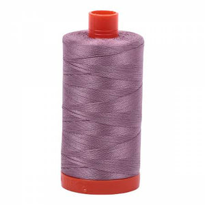 Aurifil Thread - Cotton Thread Solid 50wt -   Wisteria- 2566, Thread, Aurifil, [variant_title] - Mad About Patchwork