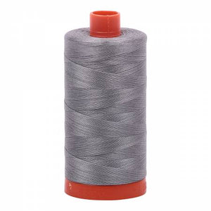 Aurifil Thread Solid 50wt  - Arctic Ice  -2625, Thread, Aurifil, [variant_title] - Mad About Patchwork