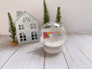 Snow Globe with  Gift Card!, [product_type], Mad About Patchwork, [variant_title] - Mad About Patchwork