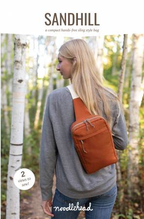 Sandhill Sling by Noodlehead, Pattern, Noodlehead, [variant_title] - Mad About Patchwork