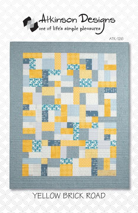 Patterns Page 2 - Mad About Patchwork