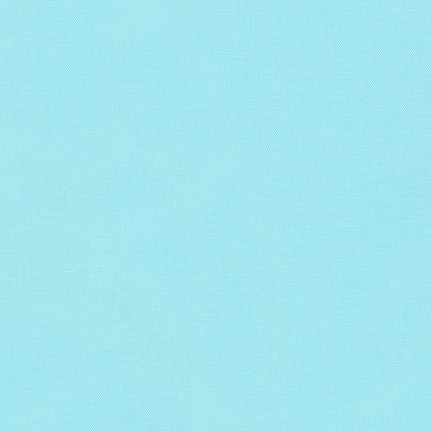Kona Azure, Solid Fabric, Robert Kaufman, [variant_title] - Mad About Patchwork