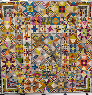Jen Kingwell — Bakers Dozen, Pattern, Jen Kingwell Designs, [variant_title] - Mad About Patchwork