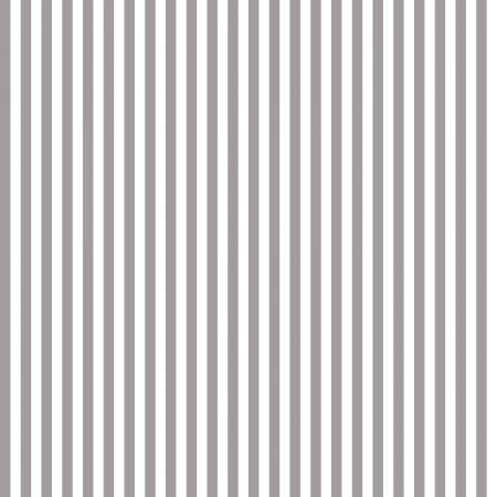 Stripe 1/4 inch Gray, Designer Fabric, Riley Blake Designs, [variant_title] - Mad About Patchwork