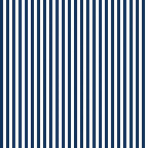 Stripe 1/4 inch Navy, Designer Fabric, Riley Blake Designs, [variant_title] - Mad About Patchwork