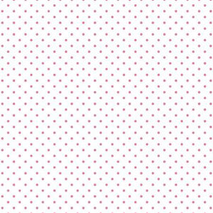 Swiss Dot Hot Pink on White, Designer Fabric, Riley Blake Designs, [variant_title] - Mad About Patchwork