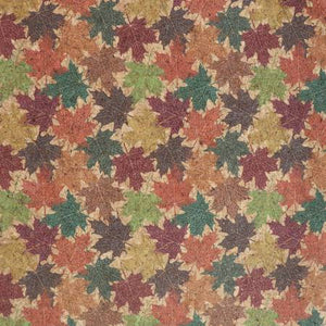 "Maple Leaves- Cork 18"" x 27"", Cork, Mad About Patchwork, [variant_title] - Mad About Patchwork"