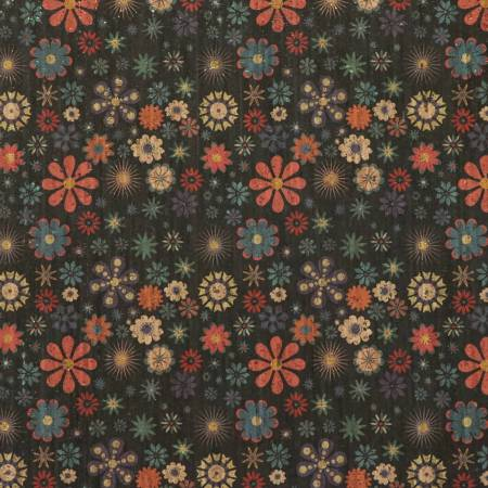 "Retro Floral- Cork 18"" x 27"", Cork, Mad About Patchwork, [variant_title] - Mad About Patchwork"