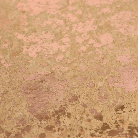 "Rose Gold Splatter - Cork 18"" x 27"", Cork, Mad About Patchwork, [variant_title] - Mad About Patchwork"