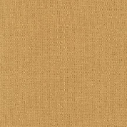 Kona Caramel, Solid Fabric, Robert Kaufman, [variant_title] - Mad About Patchwork
