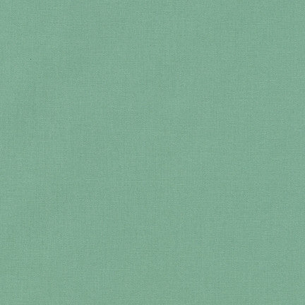 Kona Celadon, Solid Fabric, Robert Kaufman, [variant_title] - Mad About Patchwork