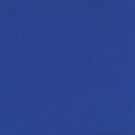 Kona Deep Blue, Solid Fabric, Robert Kaufman, [variant_title] - Mad About Patchwork