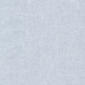 Essex Yarn-Dyed in Chambray, Specialty Fabric, Robert Kaufman, [variant_title] - Mad About Patchwork