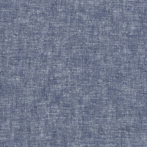Essex Yarn-Dyed in Denim, Specialty Fabric, Robert Kaufman, [variant_title] - Mad About Patchwork