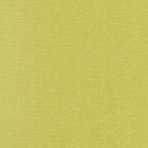 Essex Yarn-Dyed in Pickle, Specialty Fabric, Robert Kaufman, [variant_title] - Mad About Patchwork