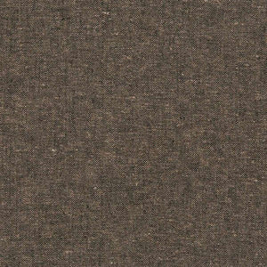 Essex Yarn-Dyed in Espresso, Specialty Fabric, Robert Kaufman, [variant_title] - Mad About Patchwork
