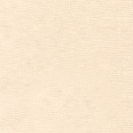 Robert Kaufman Kona Cotton K001-184 Eggshell