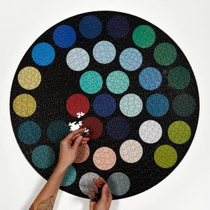 Dots Puzzle - by Four Points Puzzle, Fun Stuff, Four Point Puzzles, [variant_title] - Mad About Patchwork