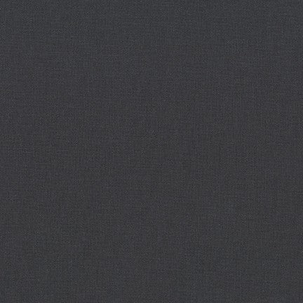 Kona Gotham Grey, Solid Fabric, Robert Kaufman, [variant_title] - Mad About Patchwork
