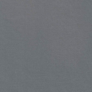 Kona Graphite, Solid Fabric, Robert Kaufman, [variant_title] - Mad About Patchwork