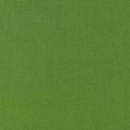Robert Kaufman Kona Cotton K001-1703 Grass
