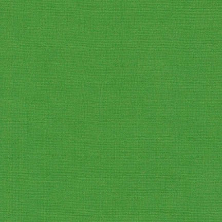 Robert Kaufman Kona Cotton K001-475 Grasshopper