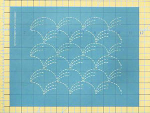 The Perfect Pounce Pad Partner - #30680 Sashiko Stitch Grass, Notions, Hancy Manufacturing, [variant_title] - Mad About Patchwork