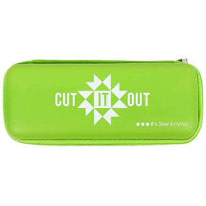 Cut it Out - Lime Rotary Cutter Case, notion, Sew Emma, [variant_title] - Mad About Patchwork
