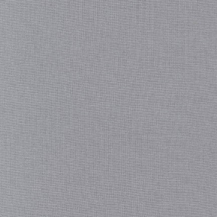 Robert Kaufman Kona Cotton K001-408 Iron