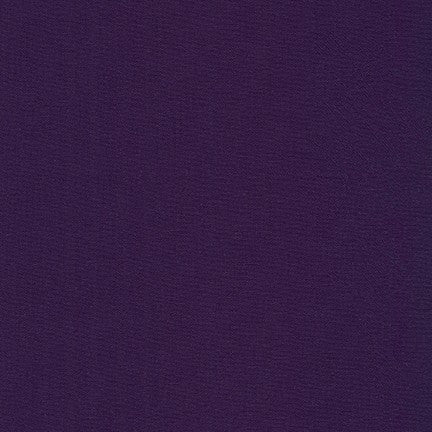 Kona Midnight, Solid Fabric, Robert Kaufman, [variant_title] - Mad About Patchwork