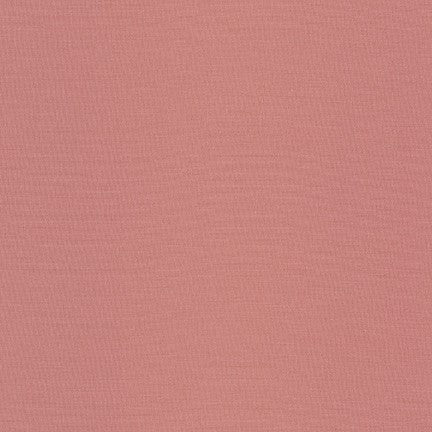 Kona Rose, Solid Fabric, Robert Kaufman, [variant_title] - Mad About Patchwork