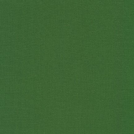 Kona Basil, Solid Fabric, Robert Kaufman, [variant_title] - Mad About Patchwork
