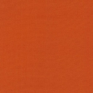 Kona Terracotta, Solid Fabric, Robert Kaufman, [variant_title] - Mad About Patchwork
