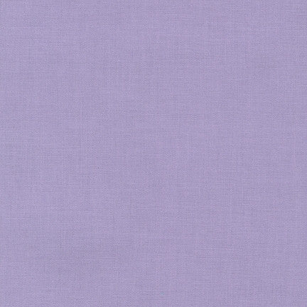 Kona Lilac, Solid Fabric, Robert Kaufman, [variant_title] - Mad About Patchwork