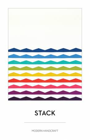 Modern Handcraft — Stack, Pattern, Modern Handcraft, [variant_title] - Mad About Patchwork