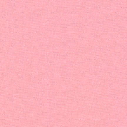 Kona Medium Pink, Solid Fabric, Robert Kaufman, [variant_title] - Mad About Patchwork