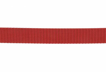 "1"" Nylon Strapping / Webbing Red, Hardware, Dritz, [variant_title] - Mad About Patchwork"