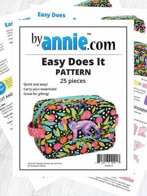 By Annie's — Easy Does It, Pattern, By Annies, [variant_title] - Mad About Patchwork