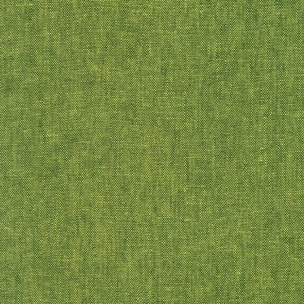Essex Yarn-Dyed in Palm, Specialty Fabric, Robert Kaufman, [variant_title] - Mad About Patchwork