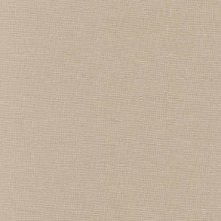 Kona Parchment, Solid Fabric, Robert Kaufman, [variant_title] - Mad About Patchwork