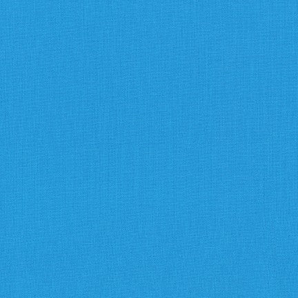 Kona Paris Blue, Solid Fabric, Robert Kaufman, [variant_title] - Mad About Patchwork