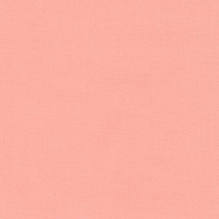 Robert Kaufman Kona Cotton K001-1281 Peach