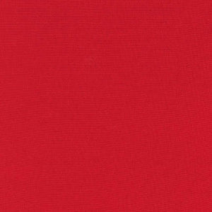 Kona Poppy, Solid Fabric, Robert Kaufman, [variant_title] - Mad About Patchwork
