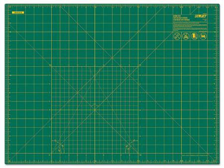 USED Store Cutting Mat with Grid — 24 in x 36in-PICK UP ONLY, Notions, Olfa, [variant_title] - Mad About Patchwork
