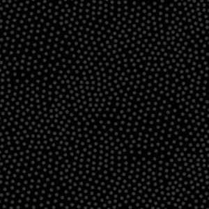 Scattered Dot Gray on Black for Simply Neutral 2 for Northcott Fabrics, Designer Fabric, Northcott, [variant_title] - Mad About Patchwork