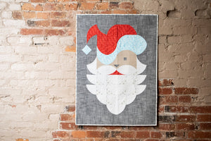 Sew Kind of Wonderful — Posh Santa, Pattern, Sew Kind of Wonderful, [variant_title] - Mad About Patchwork