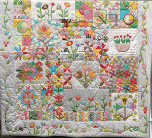 Jen Kingwell — Green Tea and Sweet Tea, Pattern, Jen Kingwell Designs, [variant_title] - Mad About Patchwork